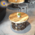 Modern Furniture Design Stainless Steel Round table furniture metal coffee table frame