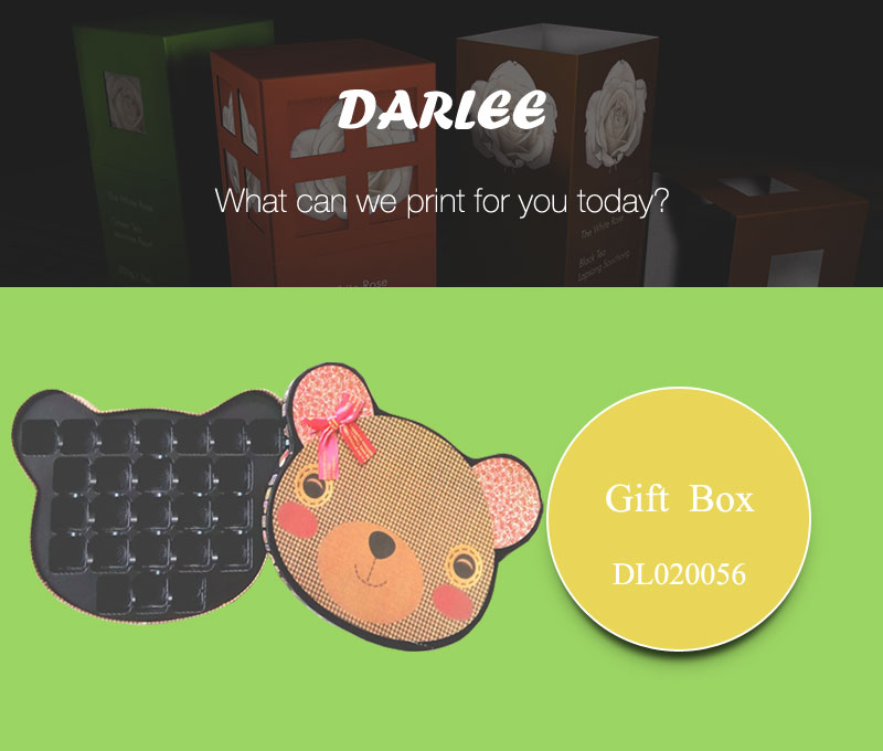 China Suppliers Cheap Price Fancy Cute Chocolate Gift Box