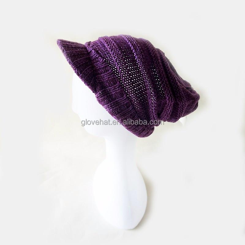 Encuentre el mejor fabricante de patrones gorros tejidos a crochet y ...