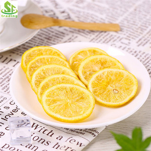 China Manufacture High Quality Lemon Slices Supply/Dried Lemon Fruit Tea