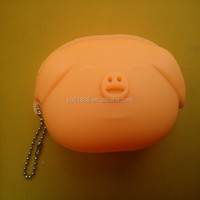 2016 Newest Factory Direct Sale silicone animal coin purse