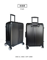 High Quality Aluminum Magnalium Luggage Hard Case for Travelling for airport