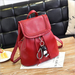 Latest fashion 2017 PU leather women bag tote handbag New