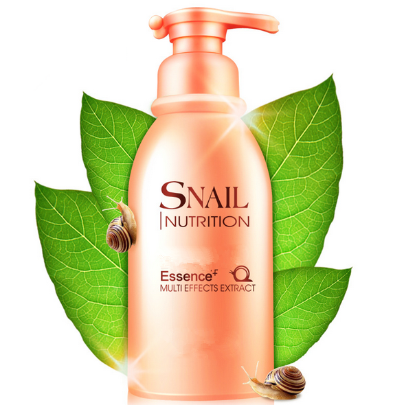 Chinese Factory Snail Extract Body Lotion for Dry Skin