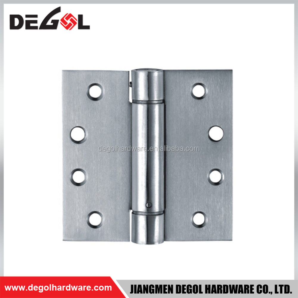 American style cheap price High quality Stainless steel 201/304 single action spring hinge