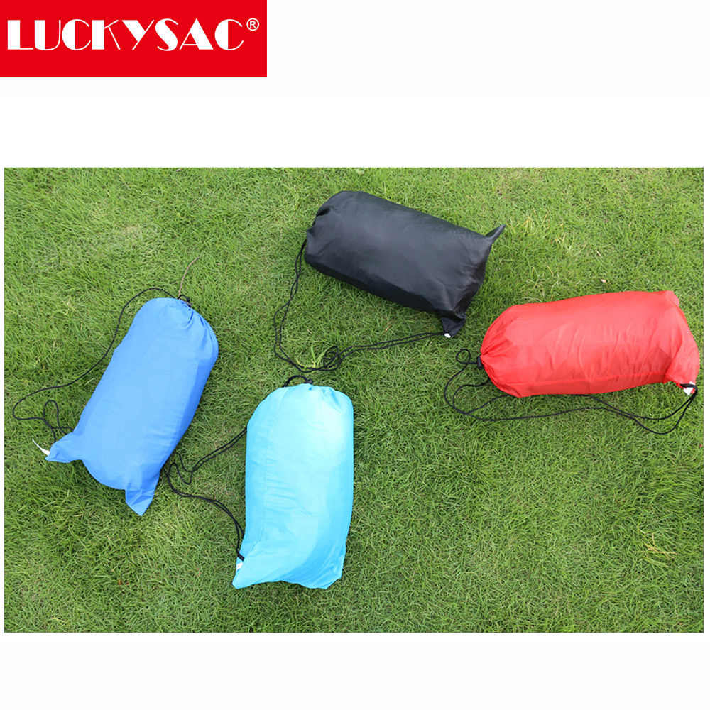 Colorful Square Type Inflatable Air Sofa Lounger