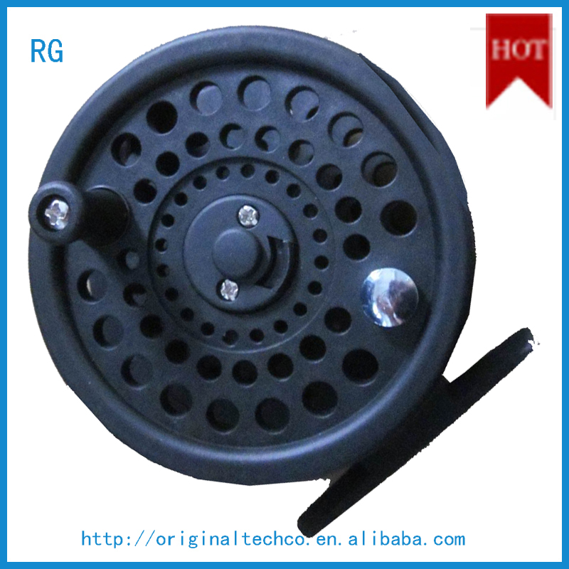 Waterproof Powerful Fly Reel Stainless Steel Bearings,Saltwater Fly Fishing