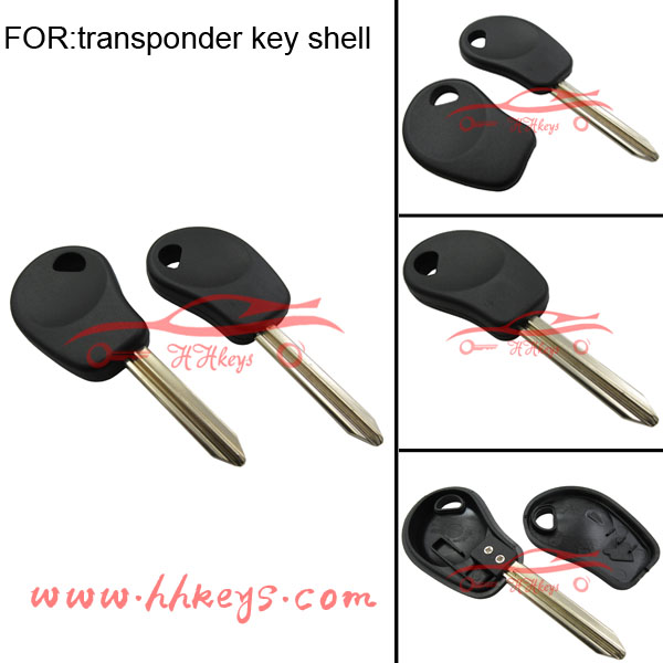 Excellent vehicle transponder key cover no plug no logo for Citroen