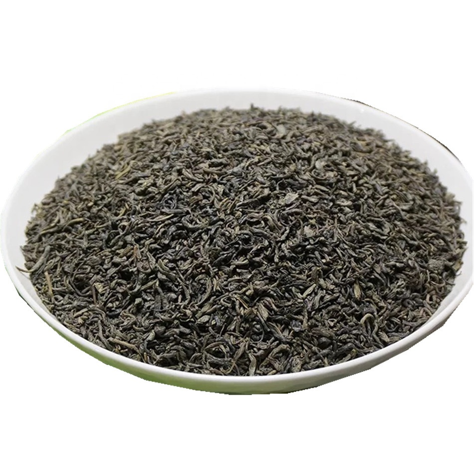 Good Price Chestnut Flavour Chunmee Green Tea 4011 Flecha - 4uTea | 4uTea.com