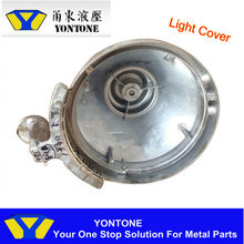 Alibaba's IPO Success in United States New York Stock Exchange Aluminum Die Casting LED Street Light Housings