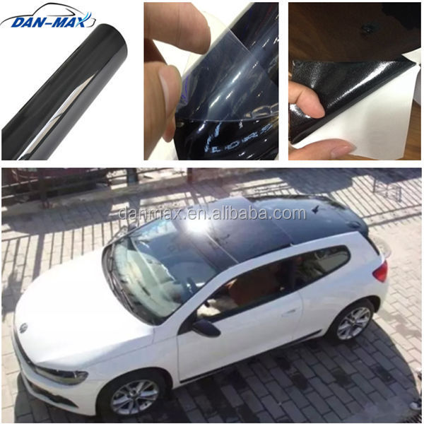 auto sunroof protective parts glossy black photochromic car roof film buy photochromic car. Black Bedroom Furniture Sets. Home Design Ideas