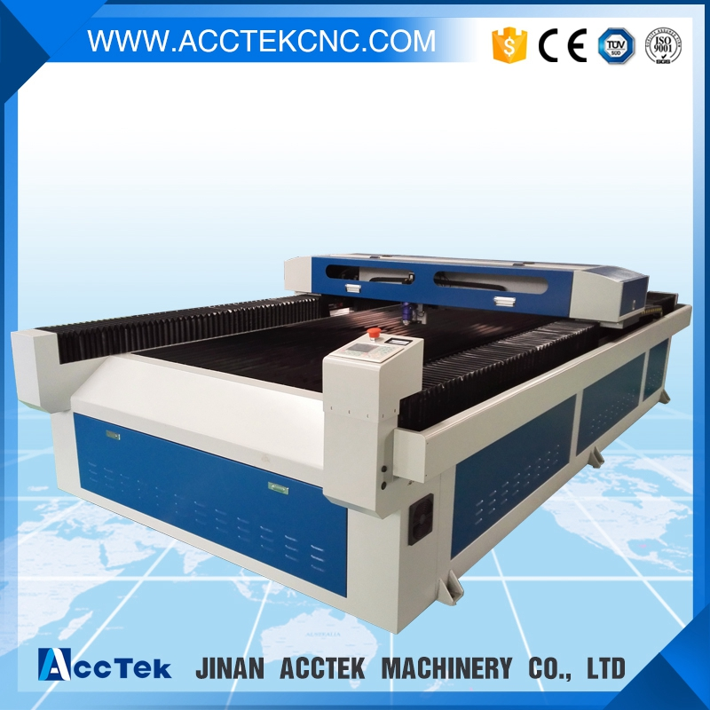 Akj1530h Co2 Laser Cutting Table For Hot Sale Cut