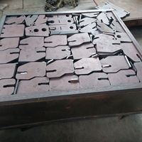 Laser cutting steel parts /laser cutting service waterjet cutting service