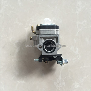 High Quality Carburetor fits for TL43/TL52 Grass Trimmer/52cc Brush Cutter Spare Parts