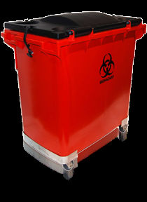 200 Gallon Medical Waste Container
