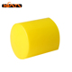 PP material fence fitting professional plastic round post cap for working safety