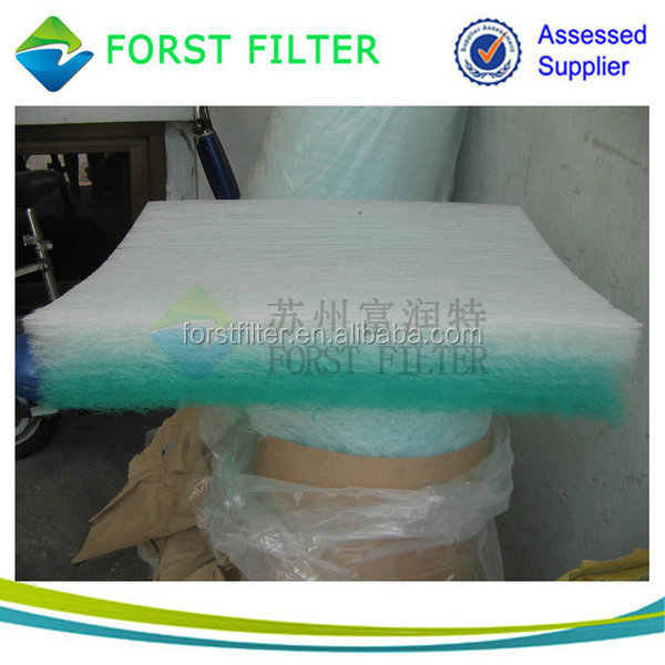 Forst Air Filtration Media Products Hepa Fiberglass Filter