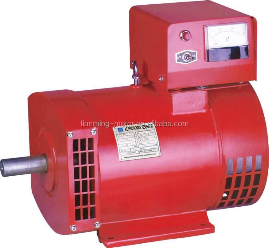 St/stc Series Ac Generator Electric Alternator 220v3kw 5kw 7.5kw ...