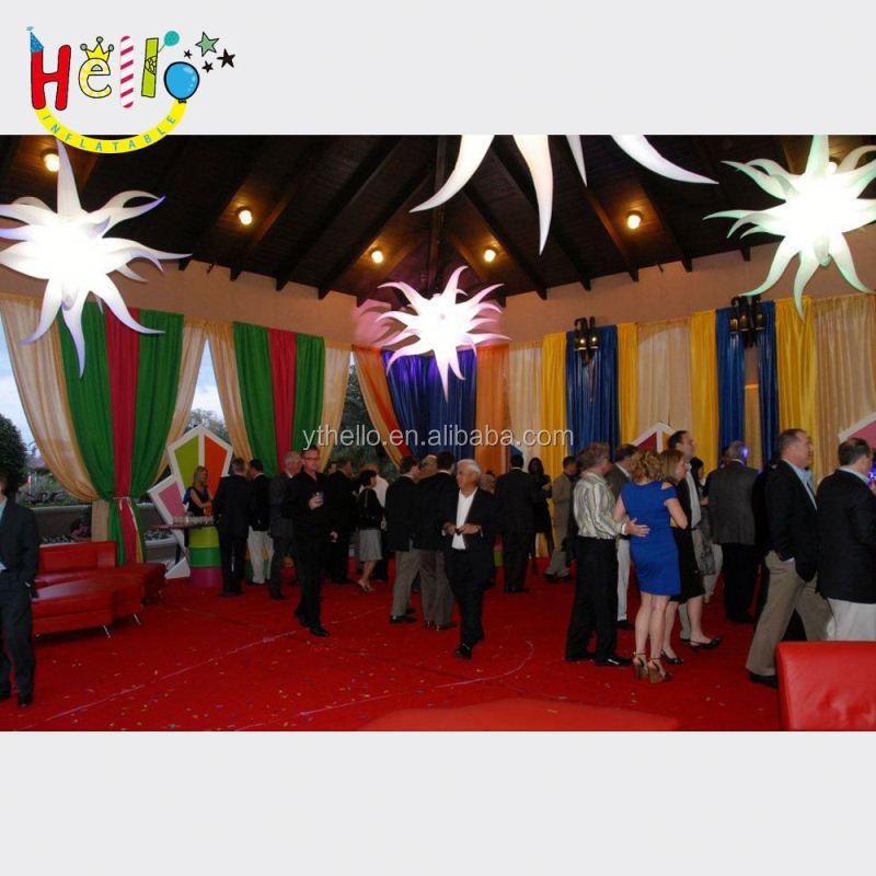 2016 venta caliente etapa inflable cubre accesorios para evento fiesta decoracin del club