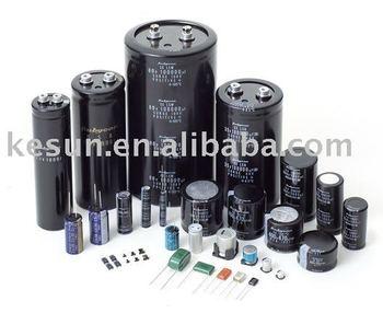 condensateur electrolytique