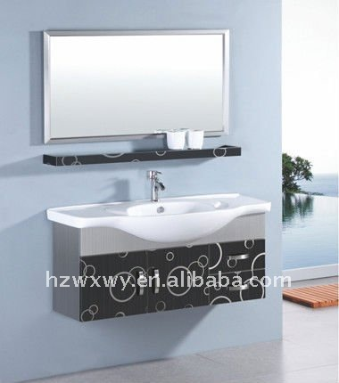 Circle Patterns Stainless Steel Bathroom Vanity Base Cabinet Product On Alibaba