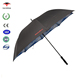 outdoor 30''8k straight rain umbrella double layer waterproof fabric for umbrella