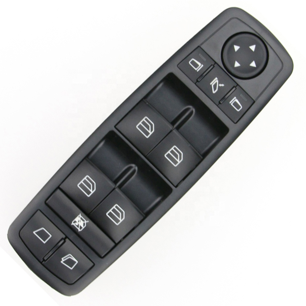 Left Front Window Switch for Mercedes Benz R280 R320 R350 R63 AMG 2518300390