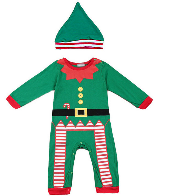Baby Boy Christmas Costume Clothes Children S Winter Suits