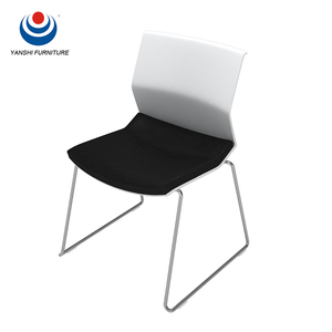 cheap new design stainless steel office visitor chair