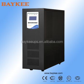 Circuito Ups : Baykee 1kva Único en línea fase inversor de ups de diagrama de