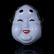 Manufacturers explosion models of new children's toys Halloween party mask fat face smile baby mask