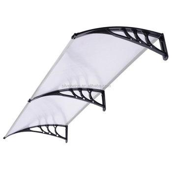 innovative design 6fd62 70f85 Door Canopy Awning Shelter Front Back Porch Outdoor Sun Rain Shade Cover  240cm - Buy Shade Cover,Canopy Cover,Awning Cover Product on Alibaba.com
