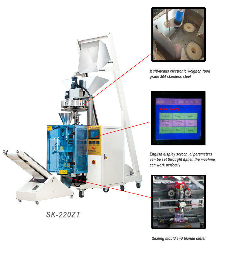 vacuum packaging machine for clothes