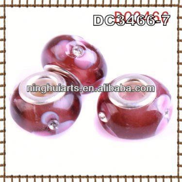 wholesale red star pendant resin birds natural diamond