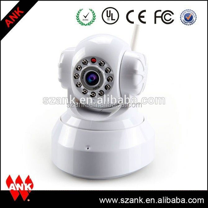 wireless network camera outdoor lamp with ip camera for home surveillance