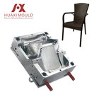 huaxi mould Custom Injection chair Mould Household rattan texture arm chair tooling die