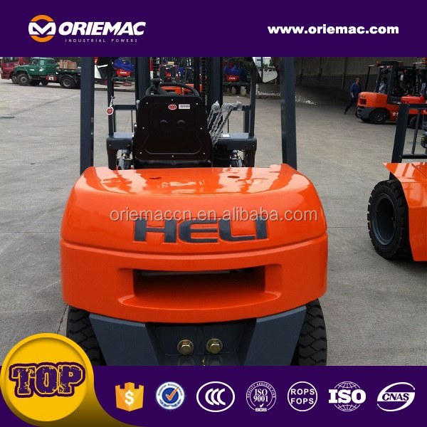 Widely used mini fork lift 2ton diesel forklift HELI CPCD20 hot sale