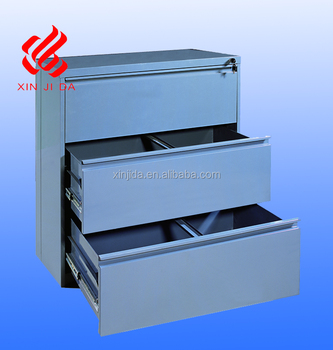 Office Furniture 3 Drawer Steel File Cabinet