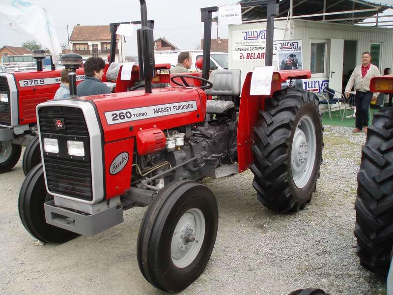 Mf 260 Tractor