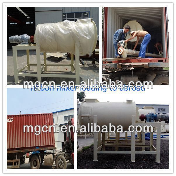 China manufacturer best quality mixing equipment for tile adhesive machinery with modern technology