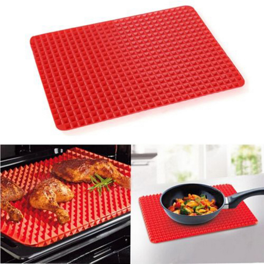 Silicone Baking Pads 5