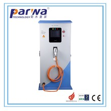 Parwa AC/DC electric car charge station with charging gun