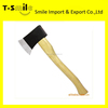 Wholesale promotional hand tool fireman axe with wooden handle