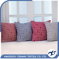 Best choice yarn dyed woven bedding cushion