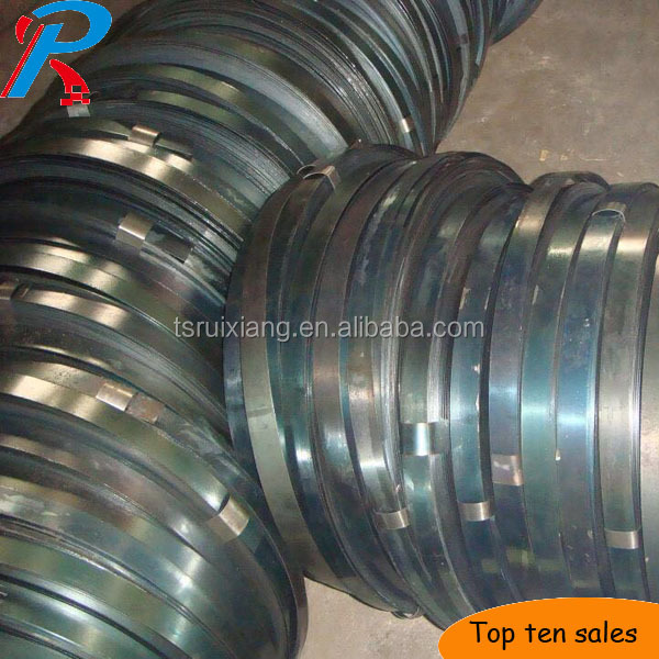 Cold rolled bailing hoops steel strip