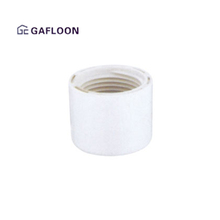 Plastic 1/2 Inch Pvc Pipe Union Coupling Male Female Threaded