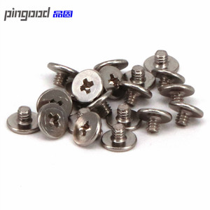 Custom made phillips flat head small screws for camera small electronic