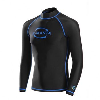 Hot Wholesale Dry Outdoor Sports Wear Long Sleeve Surfing Wetsuit Tops