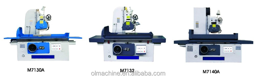 M71 Wheel Head Moving Surface Grinding Machine, grinding size from 300x1000 to 630x2200mm