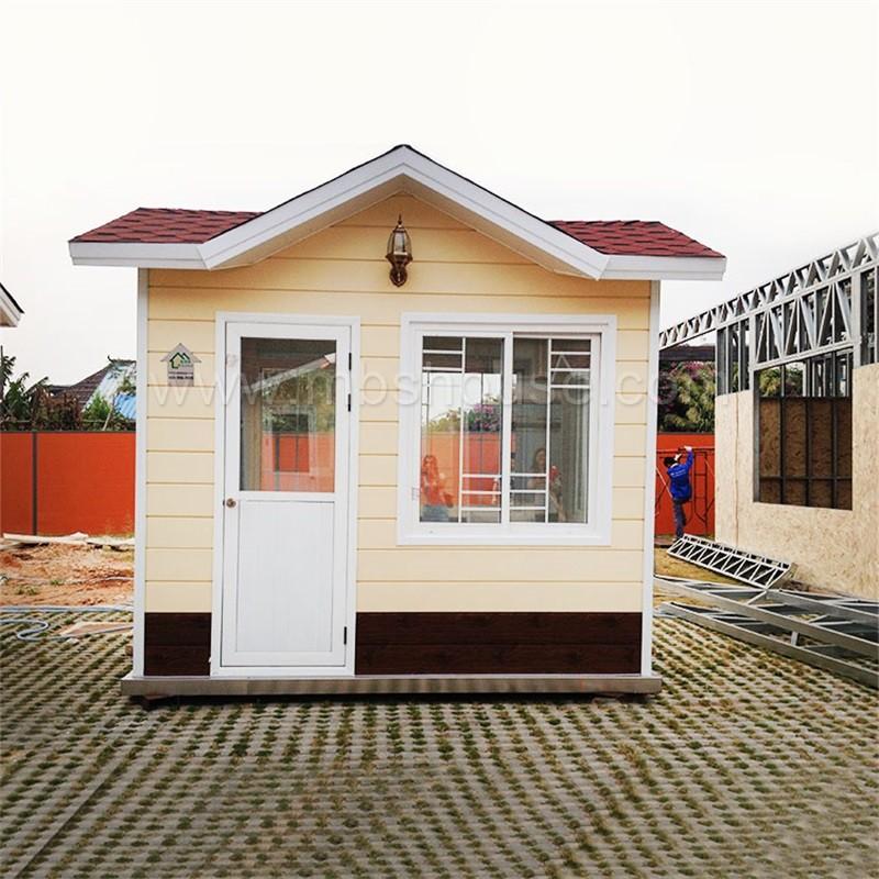 New Arrivals Modern/luxury Prefabricated Garden Villa/tool
